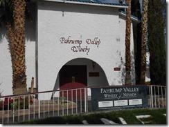 Parhrump Winery Oct 2014