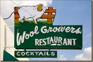 woolgrowers sign